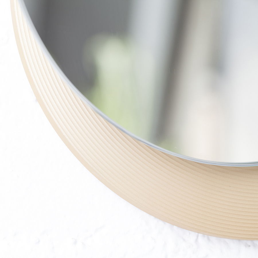 Adjustable Mirror by Burns and Gavin